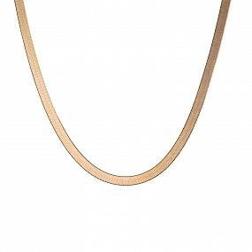 Collar Choker Relaxed Oro