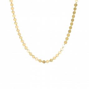 Collar Choker Idealism Oro