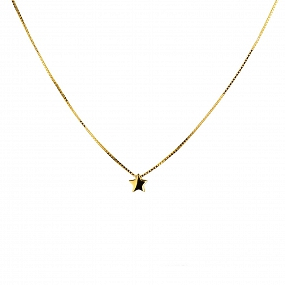 Collar Midnight Oro