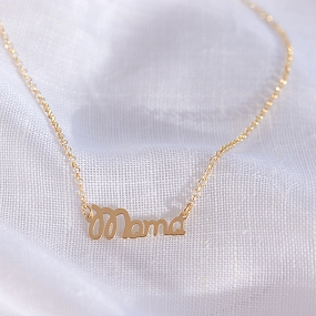 Collar Treasure Oro
